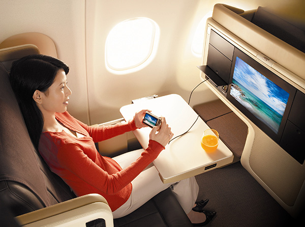 singapore airlines lazy
