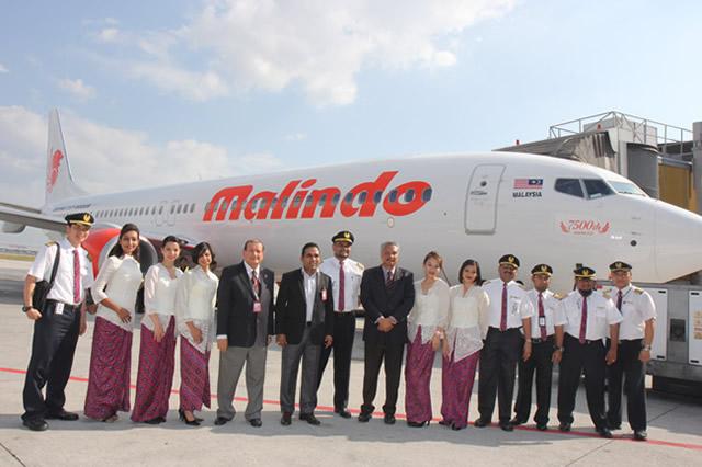 Malindo Air 640