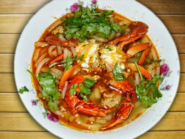 banh canh cha ghe