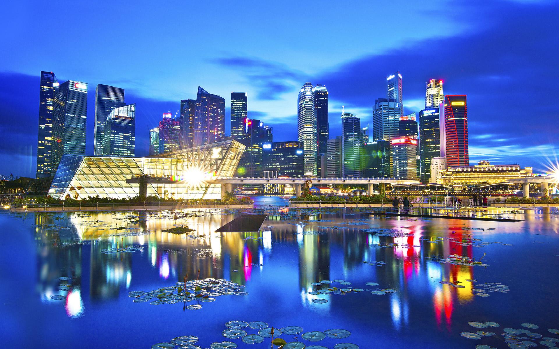 Photo of Vé Máy bay giá rẻ đi Singapore