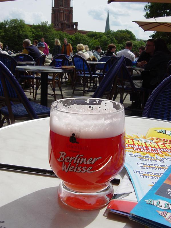 Bia Berliner Weisse