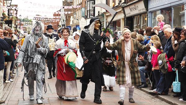 Charles Dickens Festival