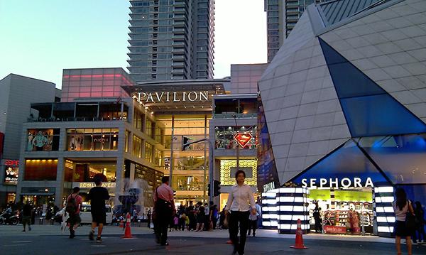 Pavilion KL Entrance