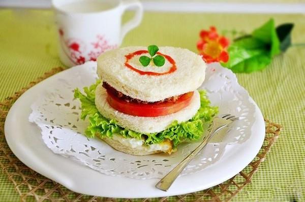 banh sandwich bo