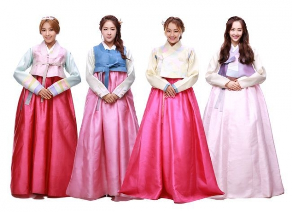 hanbok for thanksgiving