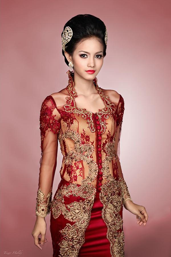 Kebaya – trang phục biểu tượng của Indonesia - Air Booking