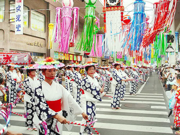 le hoi Tanabata nhat ban