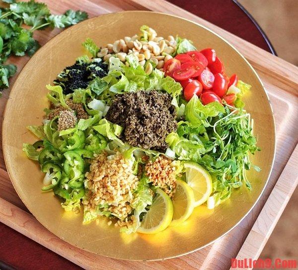 salad myanmar