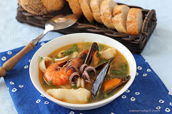 sup hai san phap