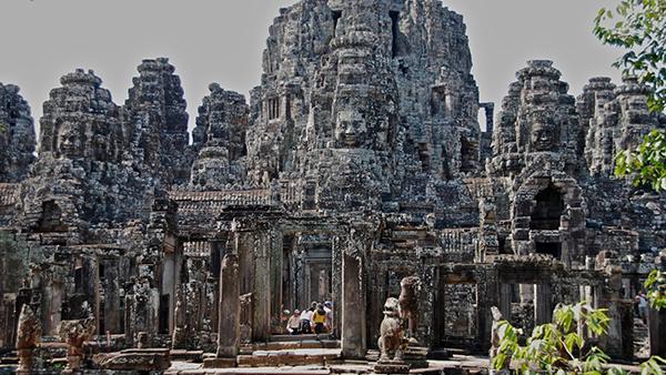 den Angkor Thom