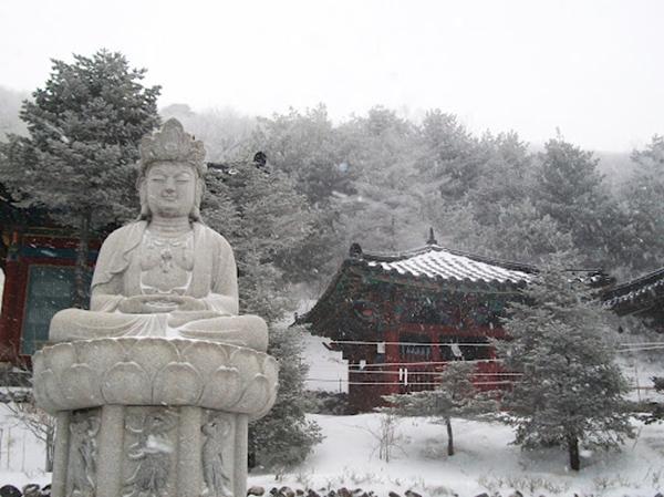 den Manggyeongsa Han Quoc