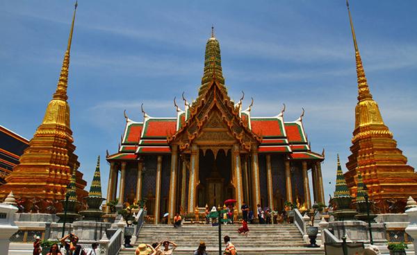 wat phra kaew thailan