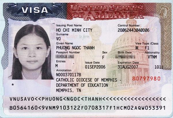 xin visa di y