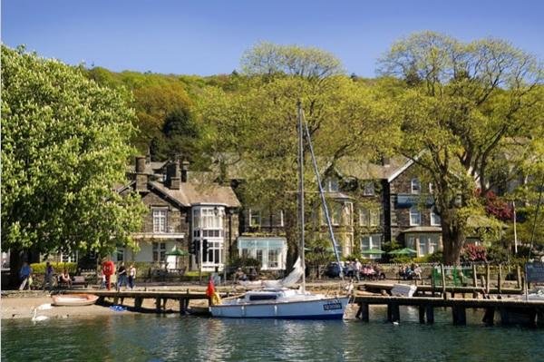 Ambleside Lake District Cumbria