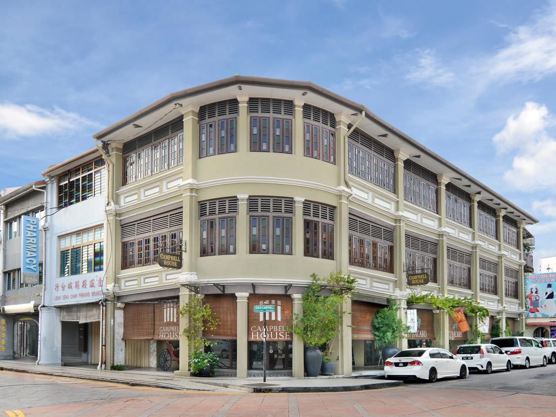 Campell House penang