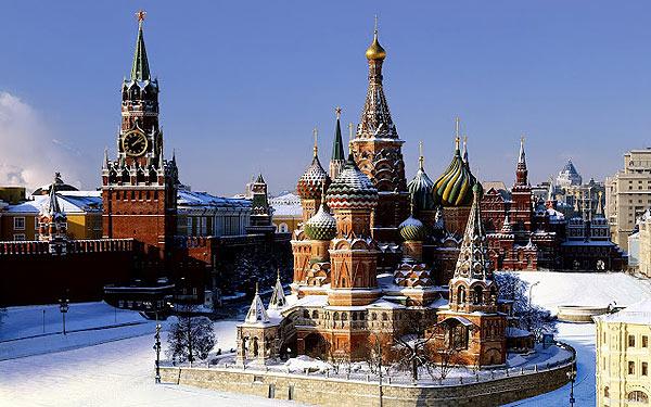 Cung dien Kremlin Quyen luc cua nuoc Nga