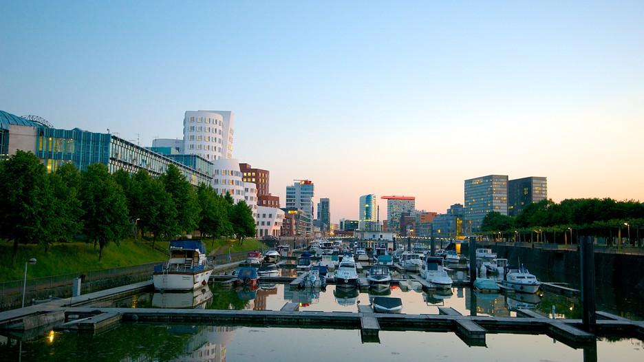 Dusseldorf Hafen