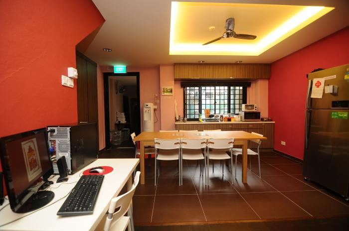 Rucksack Inn Temple Street Singapore