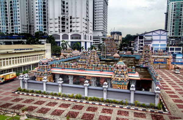 Sri Kandaswamy Kovil Temple Hindu Temples in Malaysia