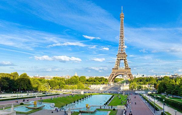 Thap Eiffel Paris