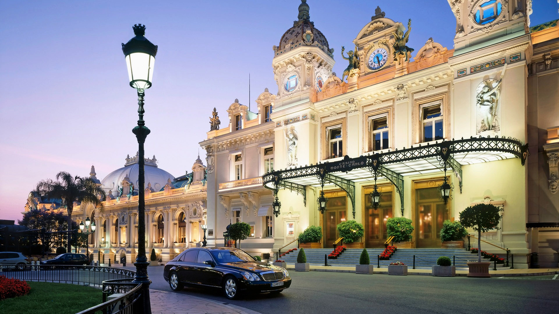 The Casino De Monte Carlo Monaco