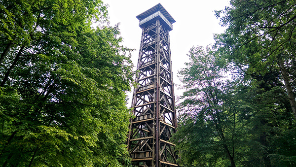 The Goethe Tower