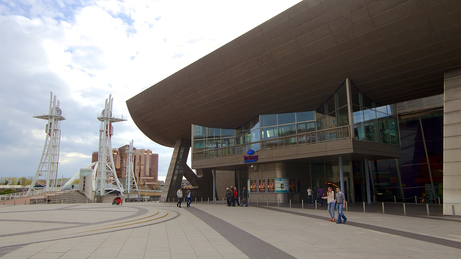 The Lowry Art And Entertainment