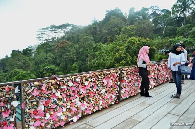 cau khoa tinh yeu trong suong mo o malaysia 2