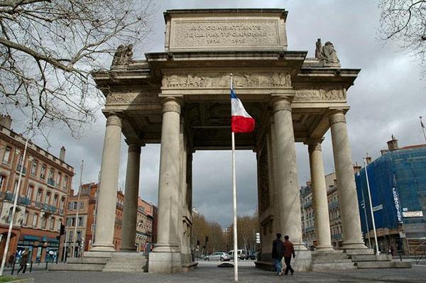 khai hoan mon Toulouse