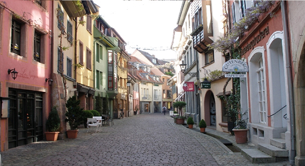 khu Altstadt