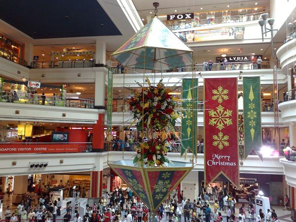 khu mua sam Johor