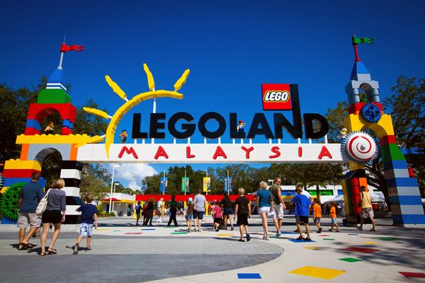 Photo of Giảm 25% vé vào cổng Lego Land nếu bay hãng Air Asia