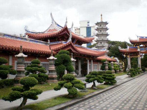 lian shan shuang lin
