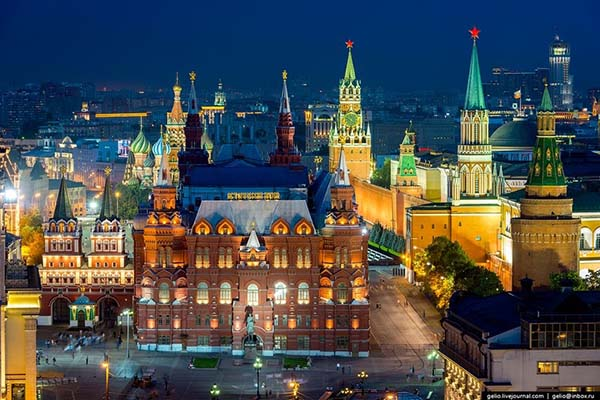 moscow ve dem