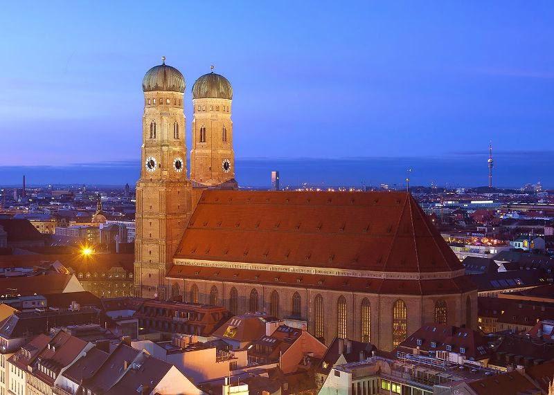 nha tho frauenkirche