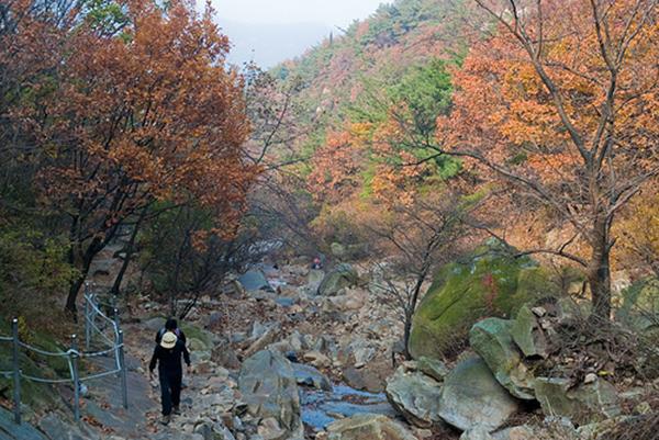 nui Gwanaksan Seoul