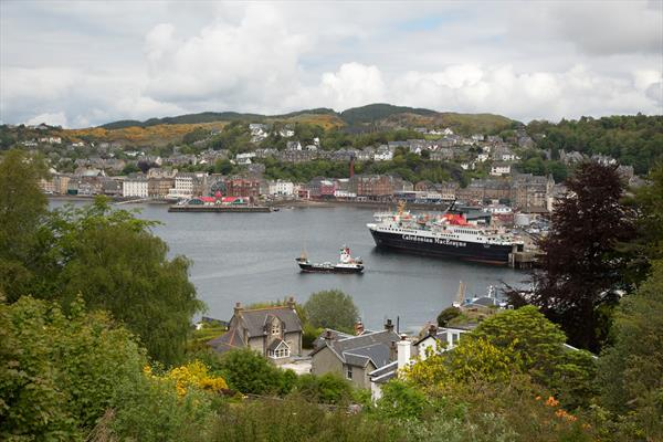 oban to mull ferry
