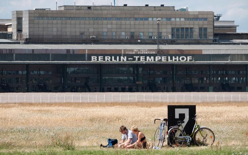 san bay Tempelhof