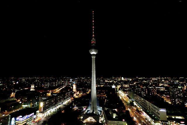 thap truyen hinhFernsehturm