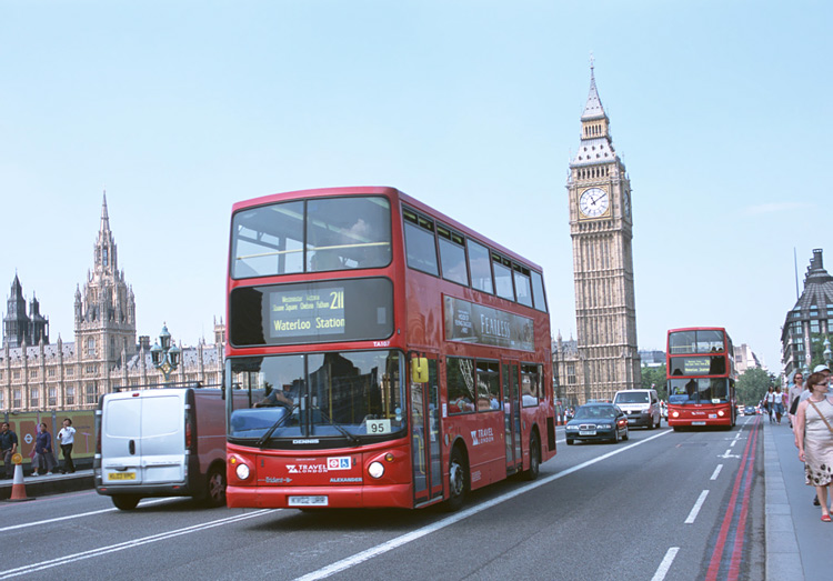 xe bus o london