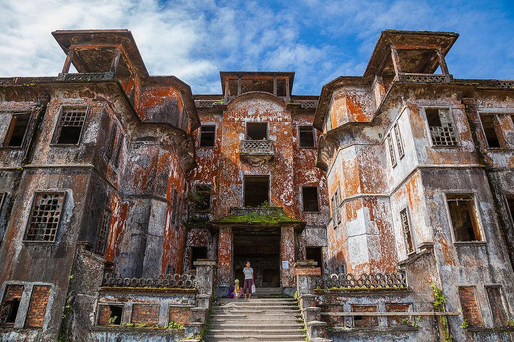 Bokor Palace
