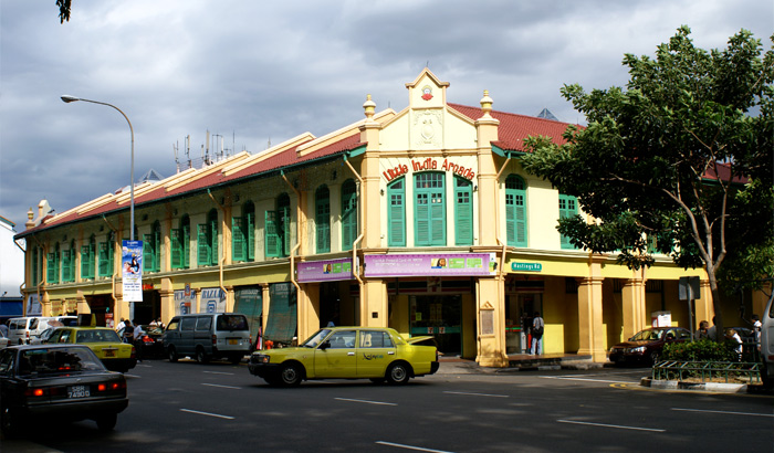 Little India Arcade Singapore