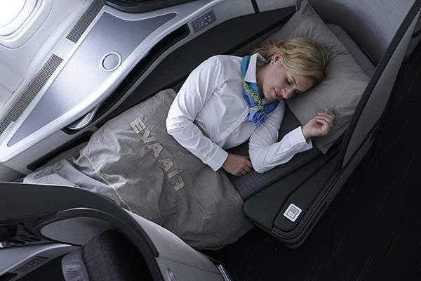 Photo of Dịch vụ hạng thương gia của Eva Air