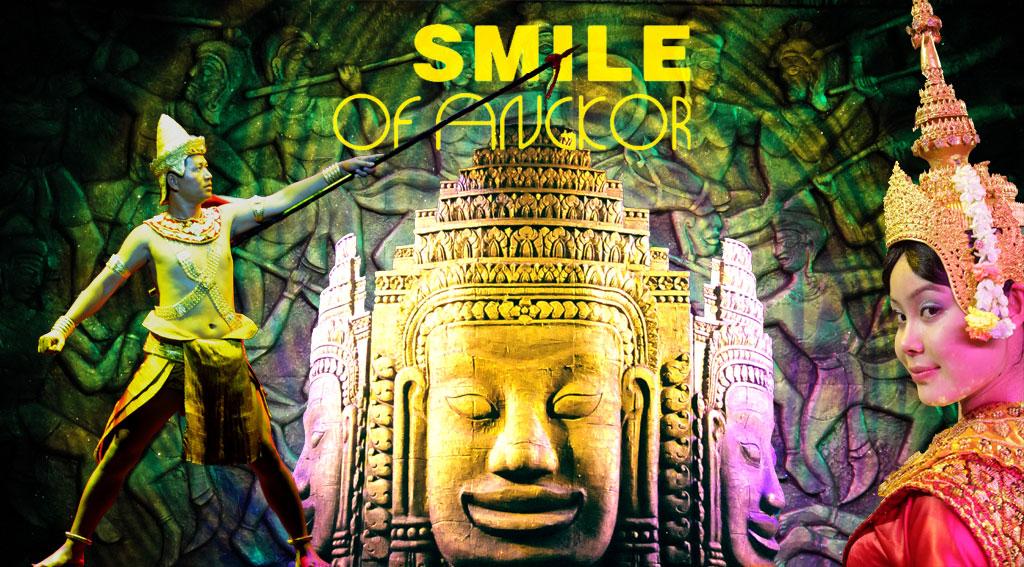 Smile of Angkor 1