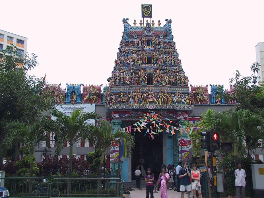 SriVeeramakaliamman Temple Singapore