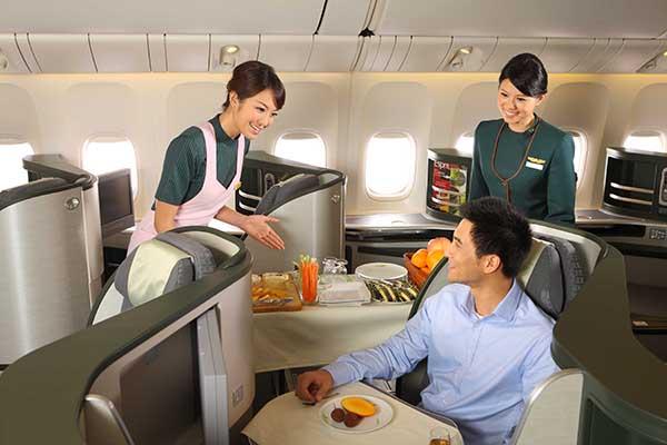 Photo of Những tiện ích trên chuyến bay Eva Air