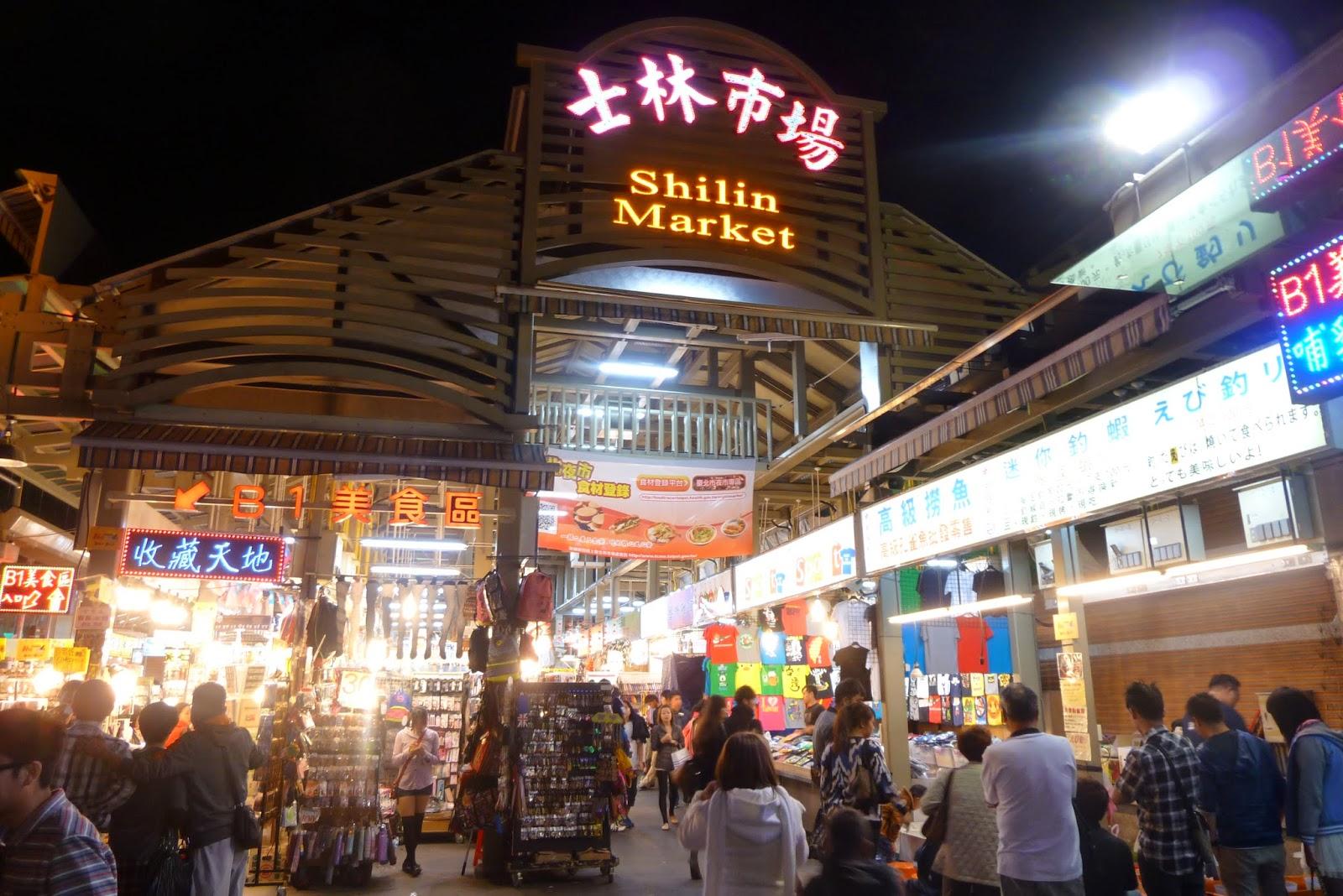 cho dem Shilin dai bac