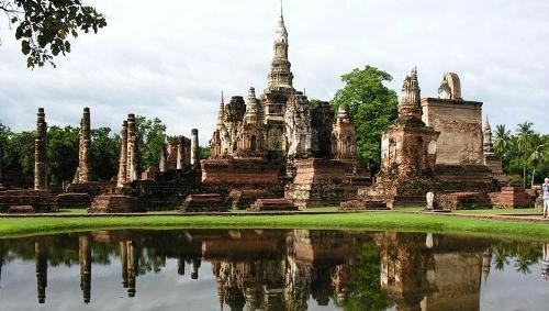 den hoang gia Wat Mahathat