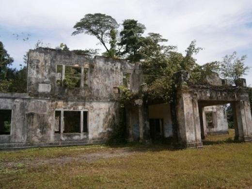 khu dan cu Bukit Tunku