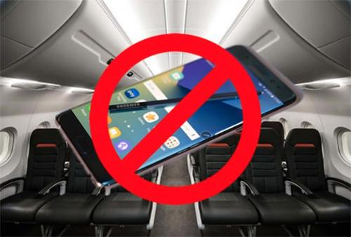 Photo of Air Asia – Không cho phép mang Note 7 trên tất cả chuyến bay